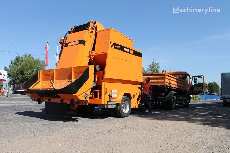 جديد شاحنة تزفيت الطرق Strassmayr R 4000