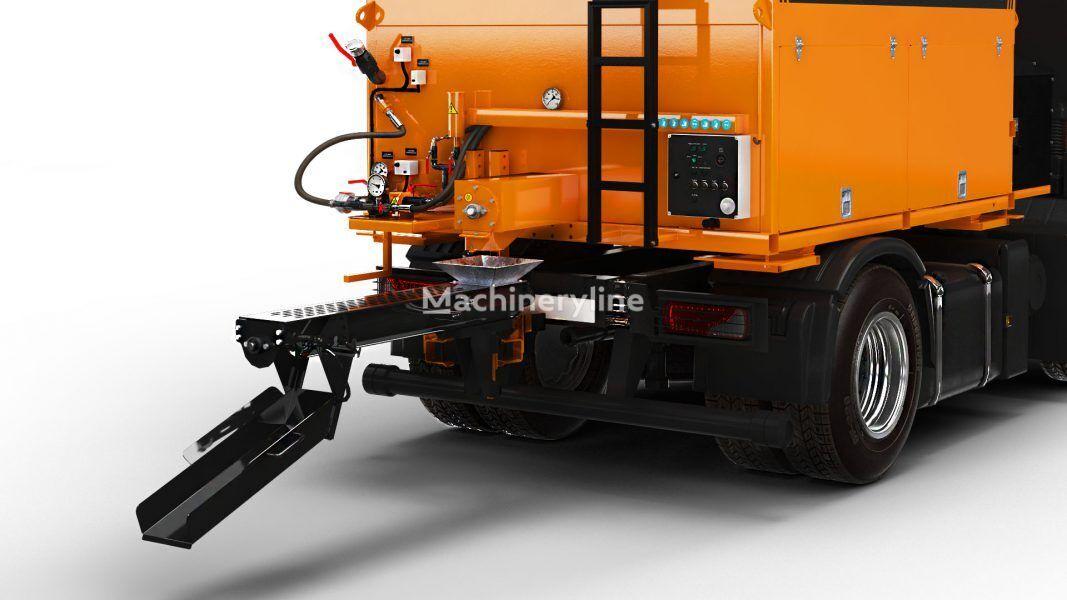 جديد ماكينة إعادة تدوير الأسفلت Strassmayr AC-E