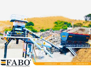 جديد ماكينة صناعة الخرسانة FABO MIX COMPACT-110 CONCRETE PLANT   CONVEYOR TYPE