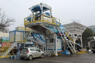 جديد ماكينة صناعة الخرسانة PROMAX МОБИЛЬНЫЙ БЕТОННЫЙ ЗАВОД  M100-TWN (100м³/ч)