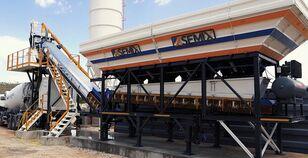 جديد ماكينة صناعة الخرسانة SEMIX  MOBILE CONCRETE BATCHING PLANTS 60m³/h
