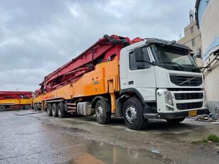 مضخة الخرسانة Sany SY5510THB ذات شاسيه VOLVO SANY 62m on  VOLVO--10*4 Truck