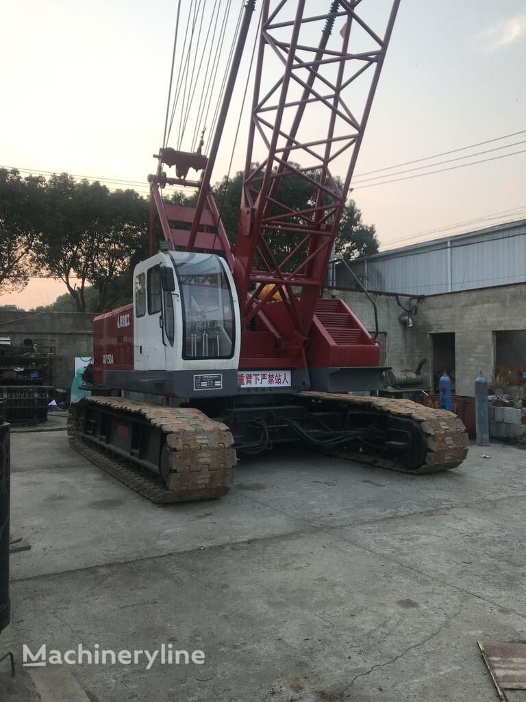 رافعة مجنزرة FUWA QUY50A 50 ton FUWA used crawler crane on sale