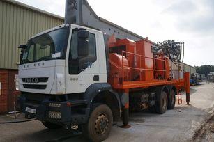 وحدة حفر الآبار DANDO Watertec 40 1,000m depth supplied with service truck