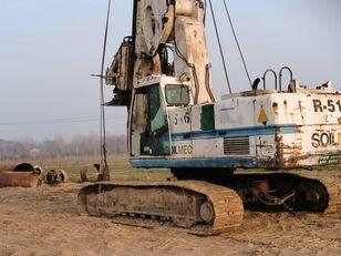 وحدة حفر الآبار SOILMEC R516
