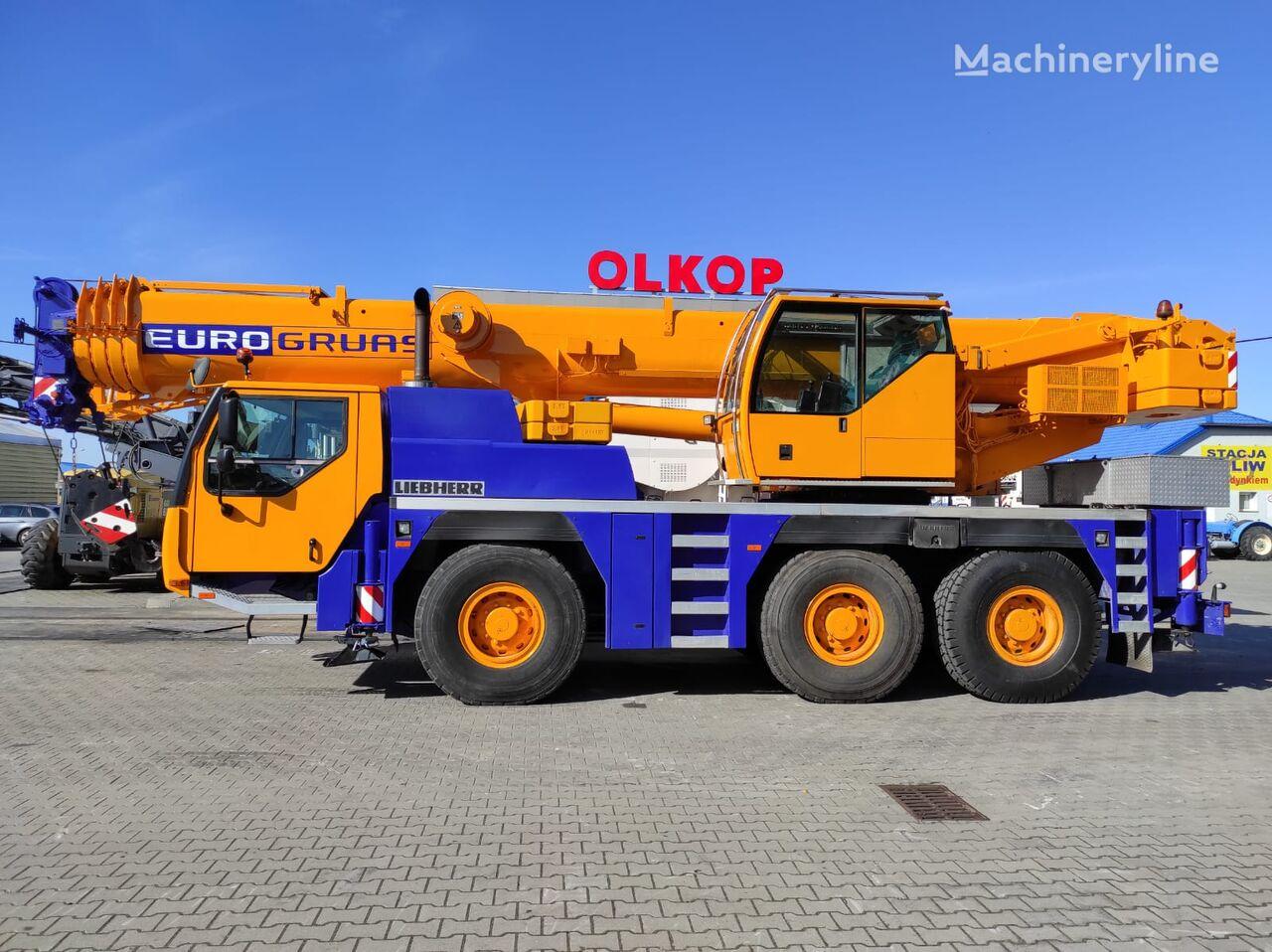 شاحنة رافعة LIEBHERR LTM 1055-3.1