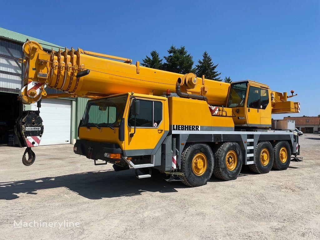 شاحنة رافعة LIEBHERR LTM 1080/2