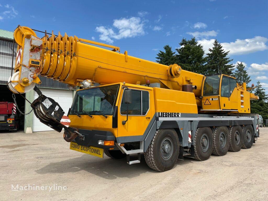 شاحنة رافعة LIEBHERR LTM 1100/2