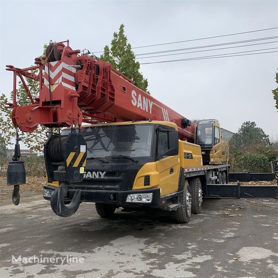 شاحنة رافعة SANY STC500 Sany 50 ton used crane