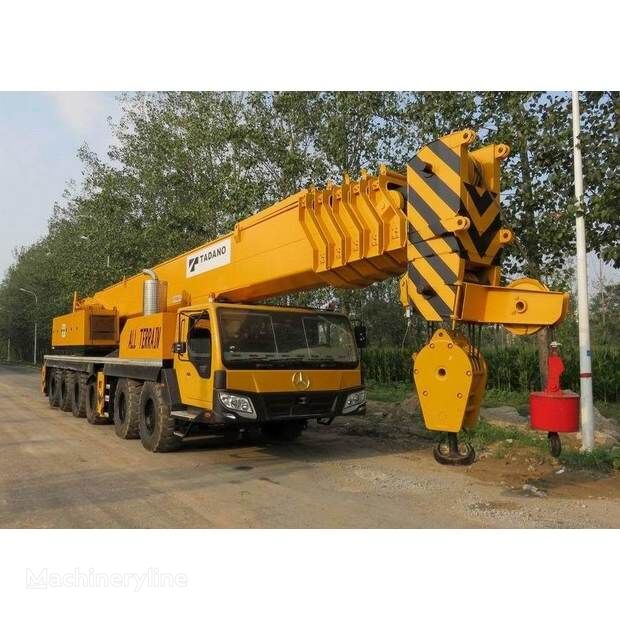 شاحنة رافعة TADANO AR2500M 250 ton used Tadano all terrain crane on sale