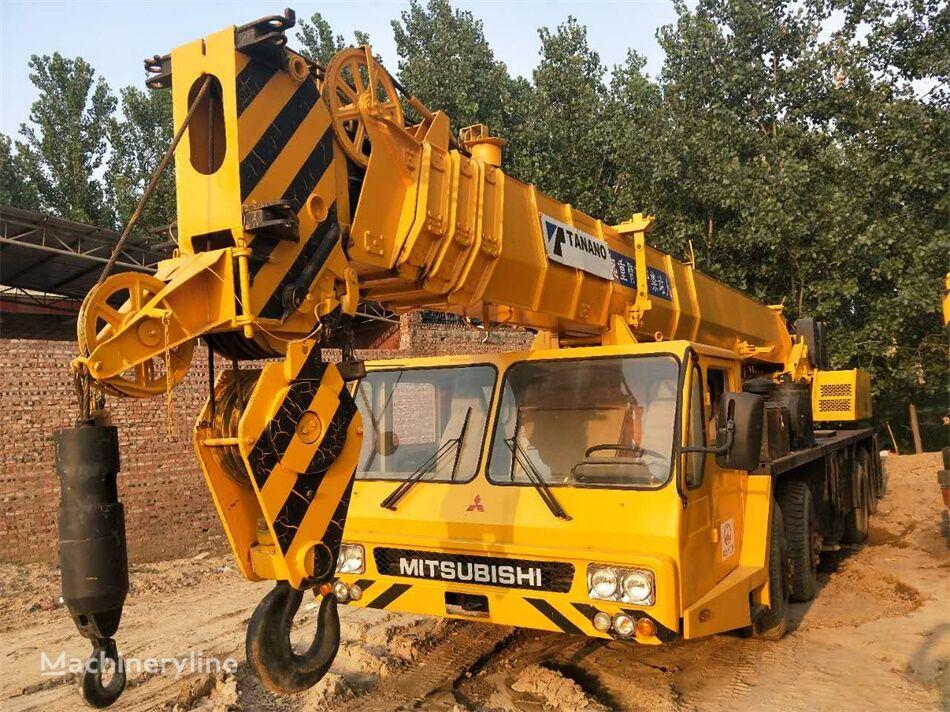 شاحنة رافعة TADANO TG500E 50 ton tadano used truck crane