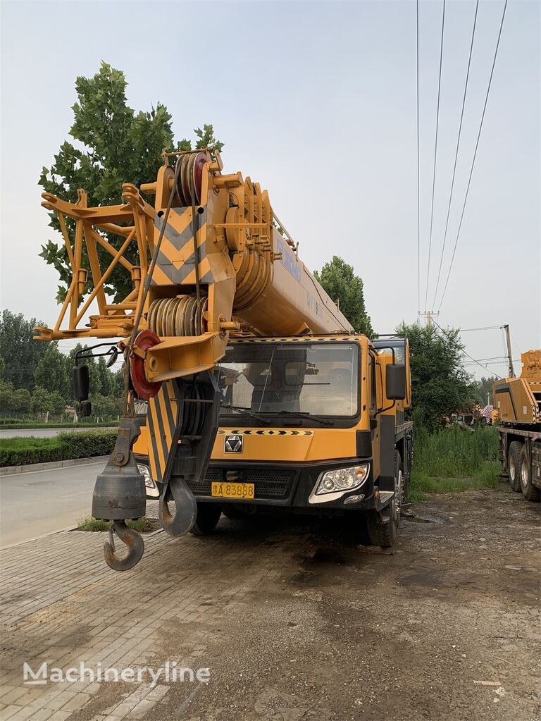 شاحنة رافعة XCMG QY130K 130 ton used xcmg used truck crane