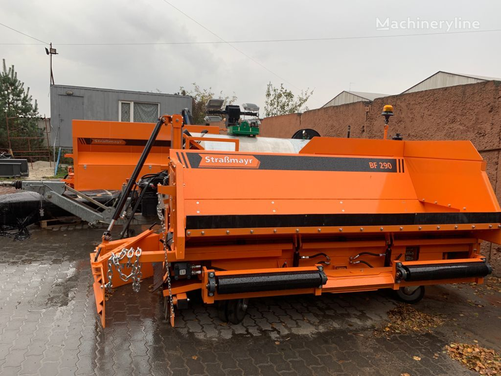 جديدة ماكينة تسوية ورصف جوانب الطرق Strassmayr BF 290