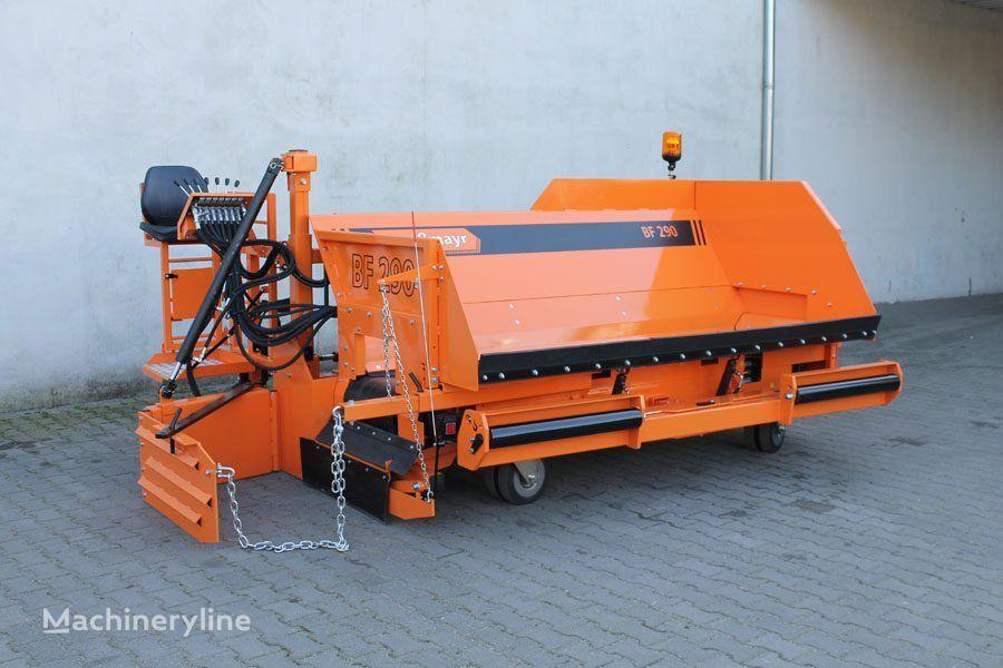 جديد ماكينة رصف الأسفلت ذات العجلات Strassmayr BF