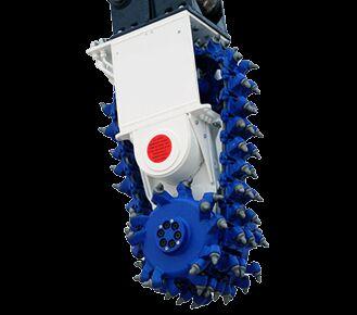 جديد قاطع أسطواني AME Chain Drum Cutter (DC-40) Suitable for 35-50 Ton Excavator