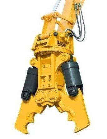جديد ماكينة القص الهيدروليكي AME 360' Rotating Concrete Demolition Shear Jaw Suitable for 30-50 T