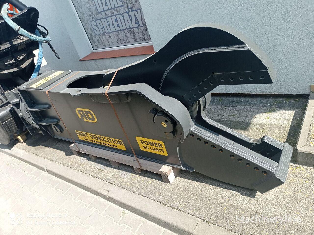 جديد ماكينة القص الهيدروليكي RENT DEMOLITION RS 25