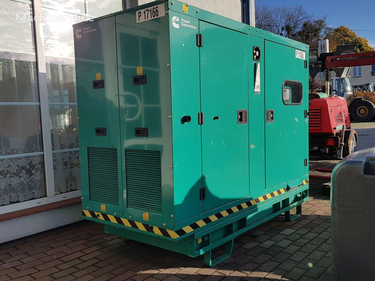 جديد مولد كهربائي يعمل بالديزل CUMMINS C55D5E