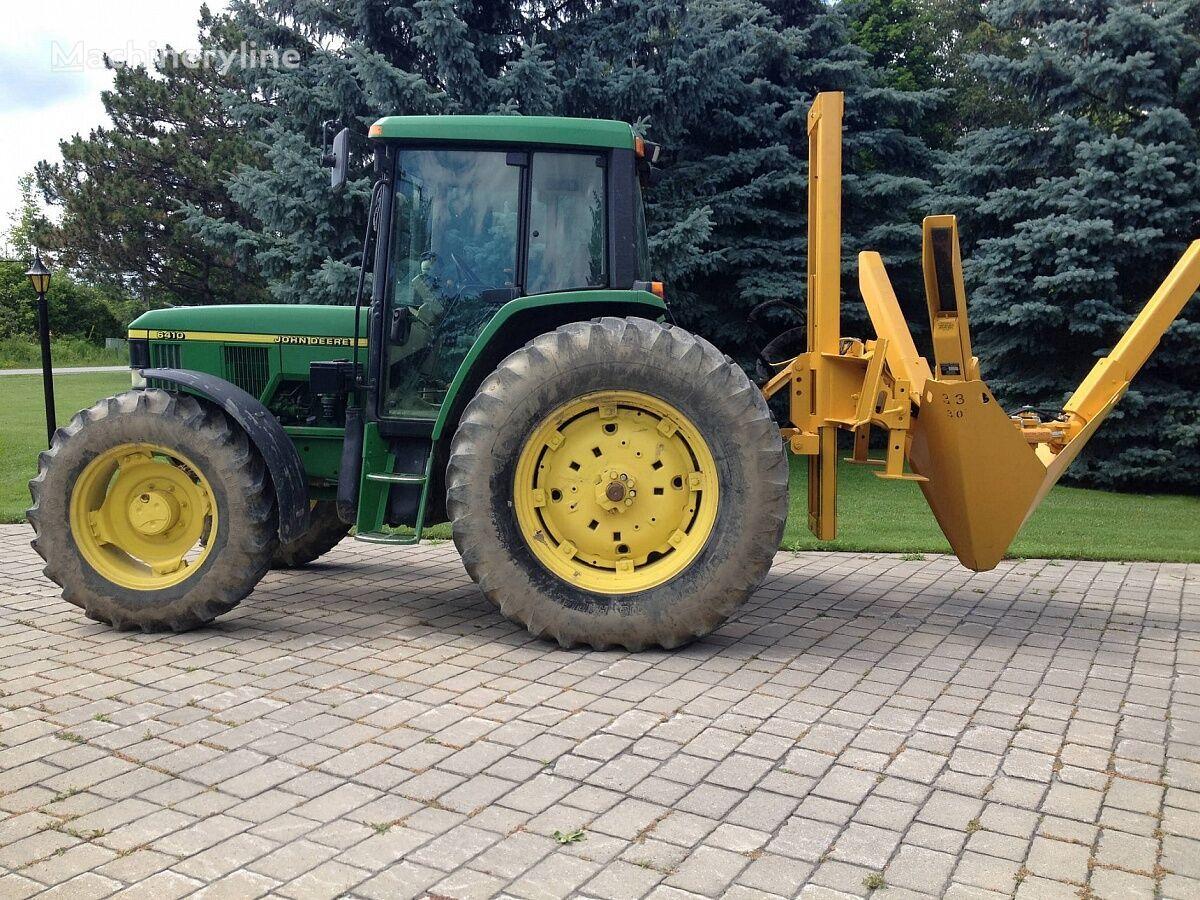 ماكينة مشغولات خشبية أخرى Traktornyy peresadchik 330i