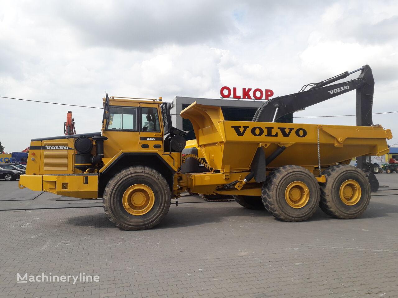 شاحنة مفصلية VOLVO A35C