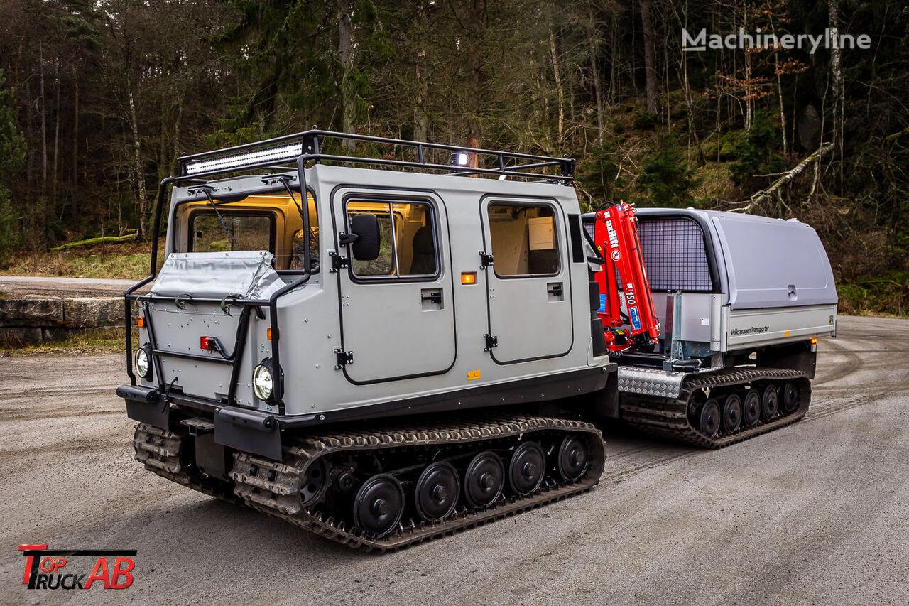 مركبة برمائية لكل أنواع الطرق Hagglunds BV206