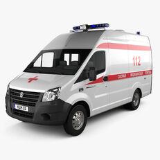 جديد الميكروباصات سيارة الإسعاف GAZ B TYPE GAZelle NEXT AMBULANCE WİTH FULL EQUİPMENT
