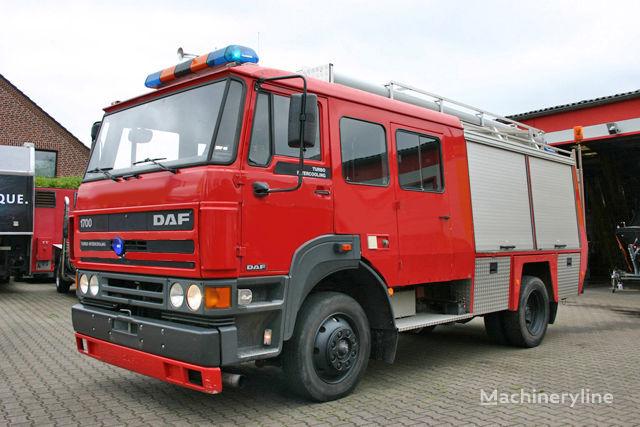 سيارة المطافئ DAF 1700