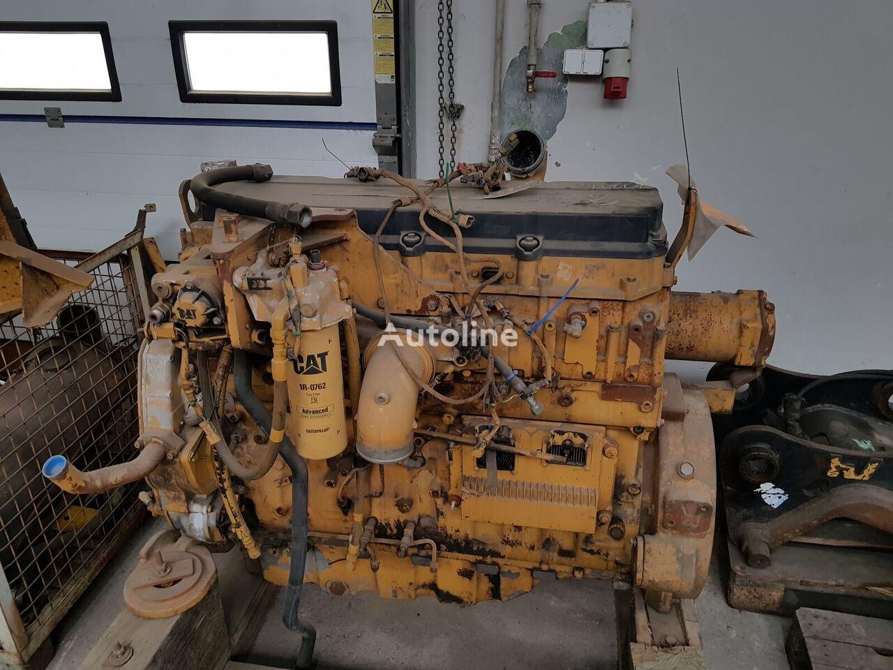 المحرك CATERPILLAR C13 ACERT لـ حفارة CATERPILLAR 345
