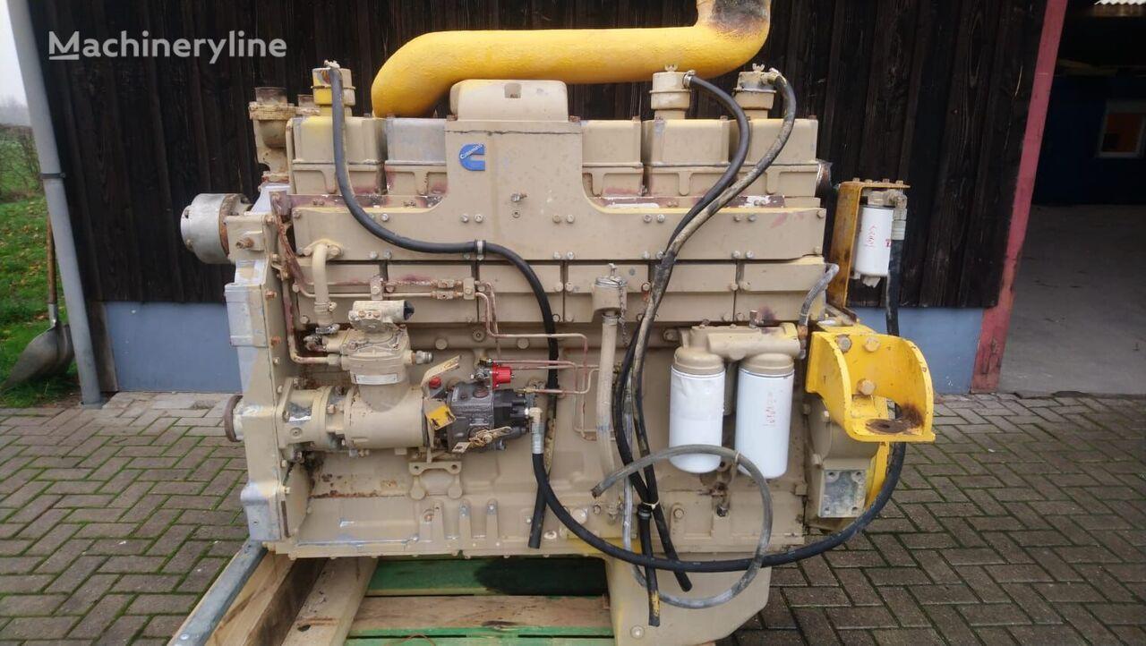 المحرك CUMMINS Kta19 c لـ ماكينة التحميل المجنزرة