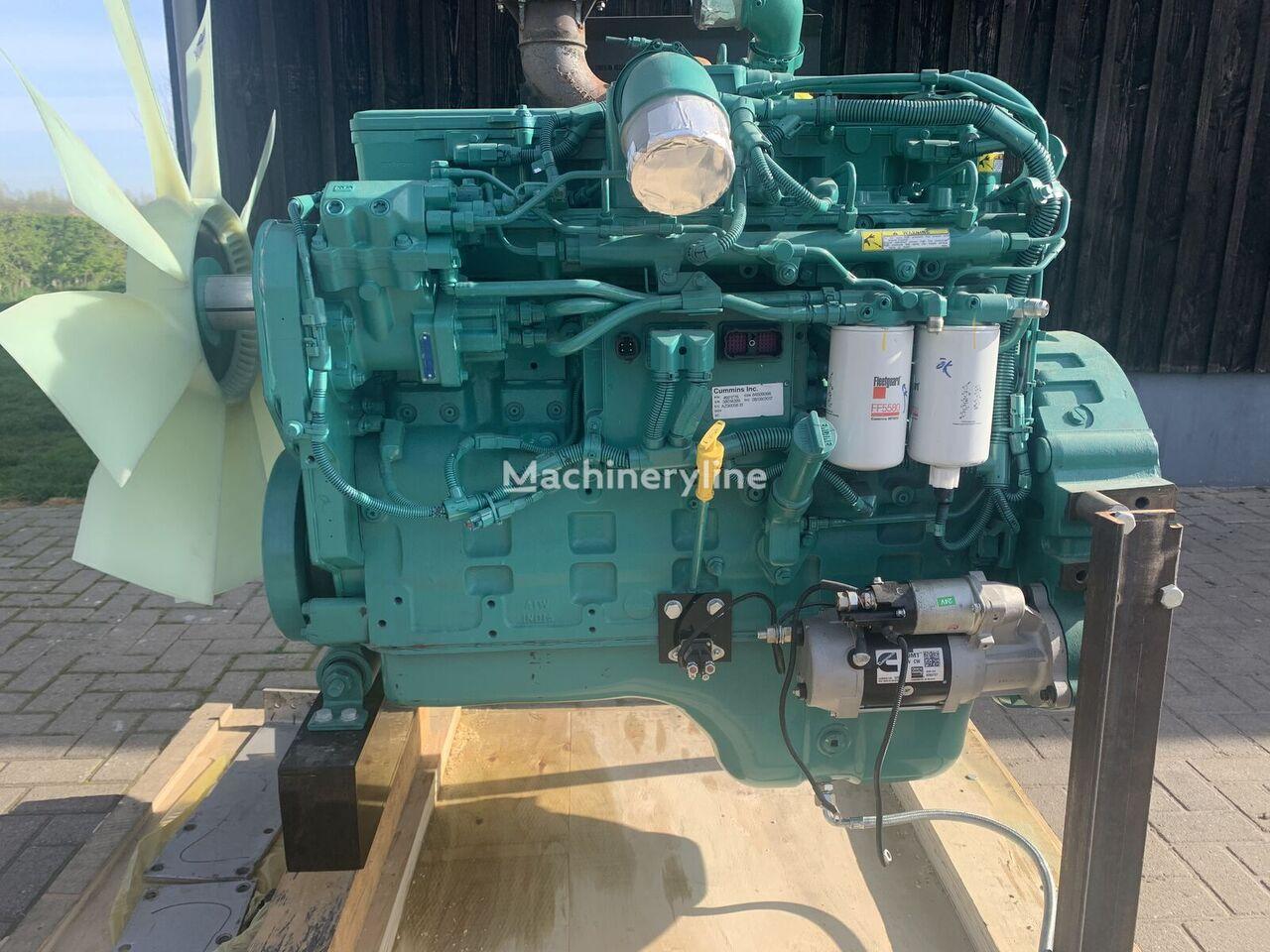 جديد المحرك CUMMINS Qsl9 g5 لـ مولد كهربائي